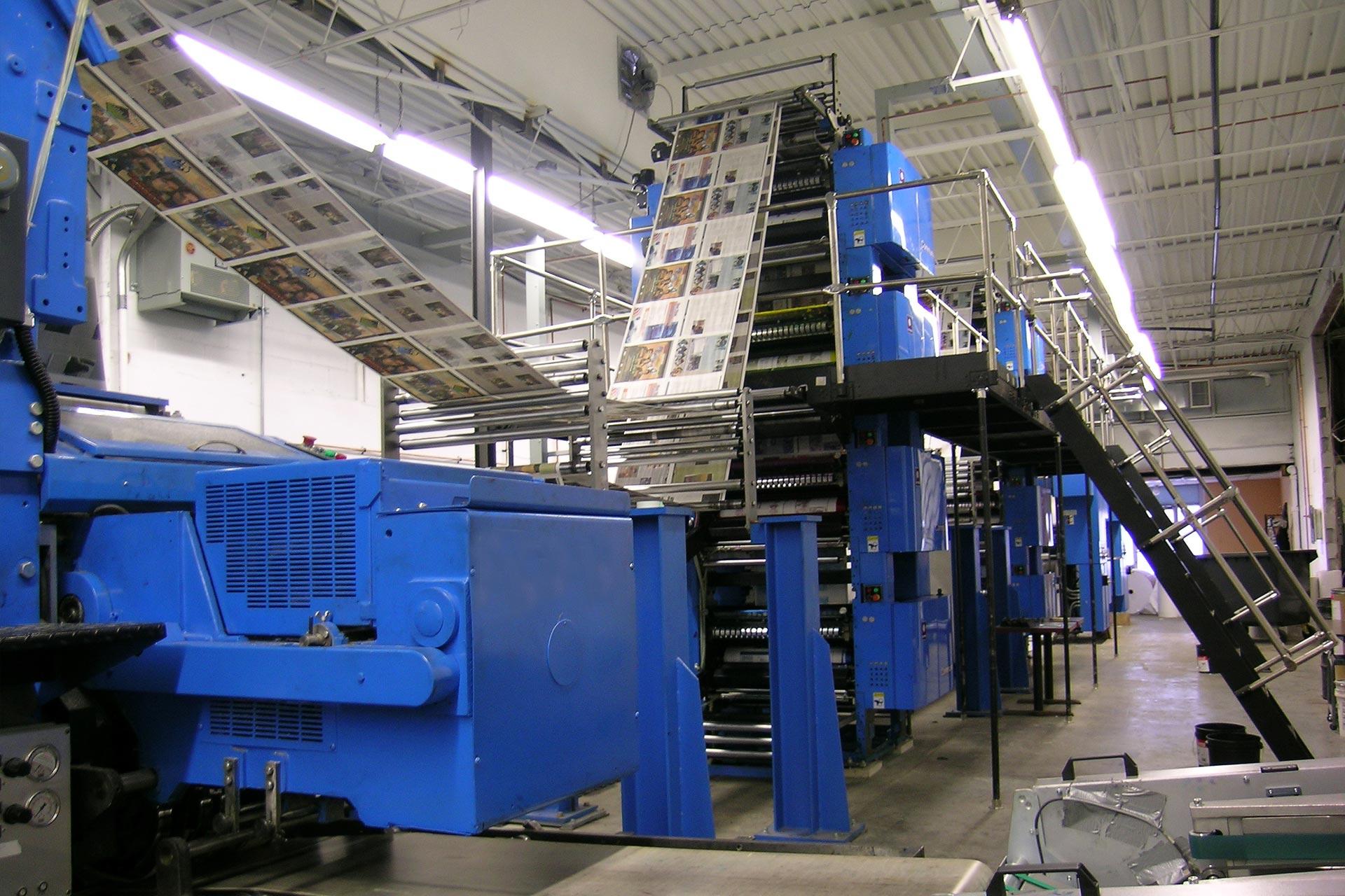 web printing
