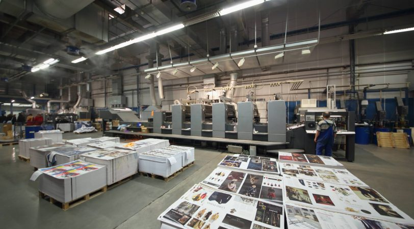 Printing Box in Vaugha